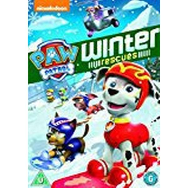 Paw Patrol: Winter Rescues [DVD] [2014]